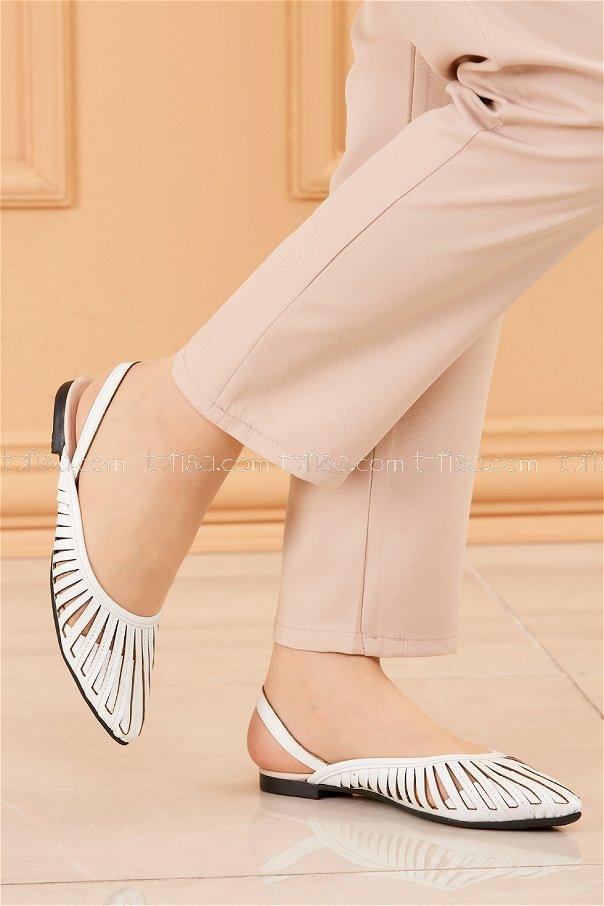 Sandalet BEYAZ - 20204