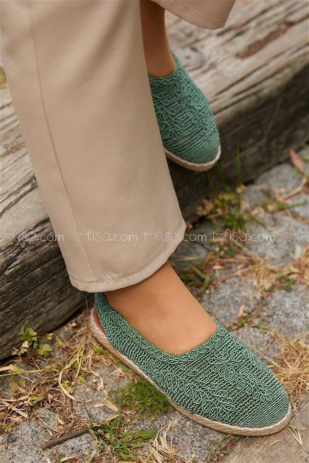 Sandalet FISTIKYESILI - 20400