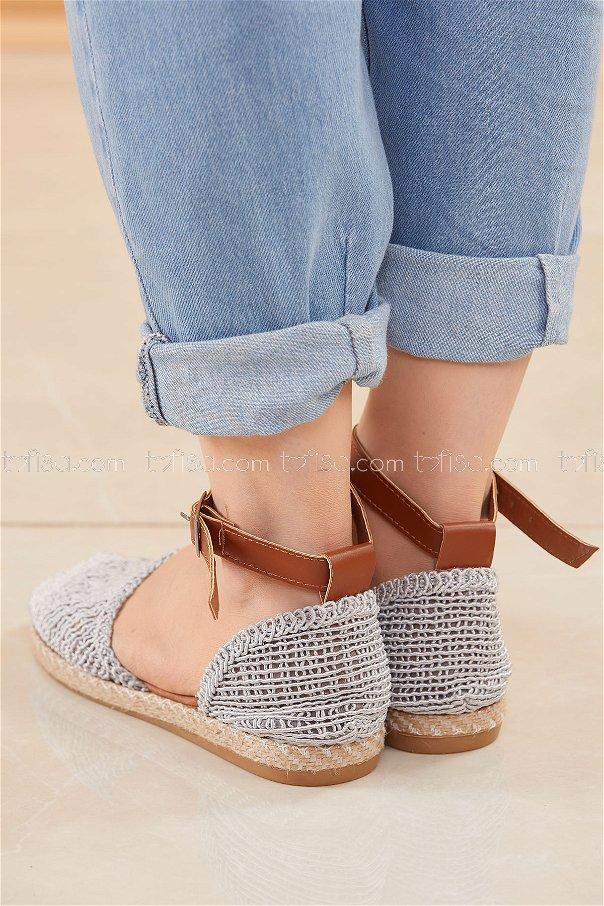 Sandalet GRI - 20407