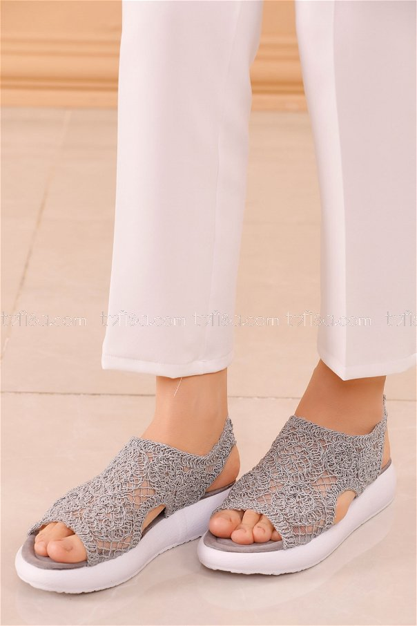 Sandalet GRI - 20622
