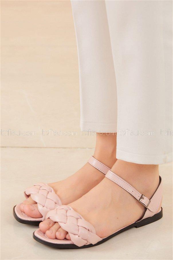 Sandalet PUDRA - 20601