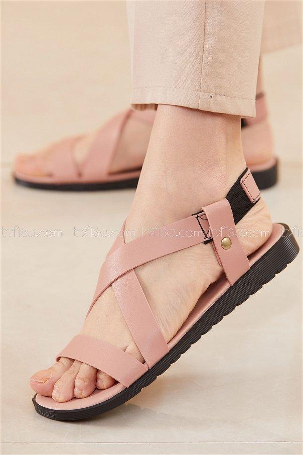 Sandalet PUDRA - 20624