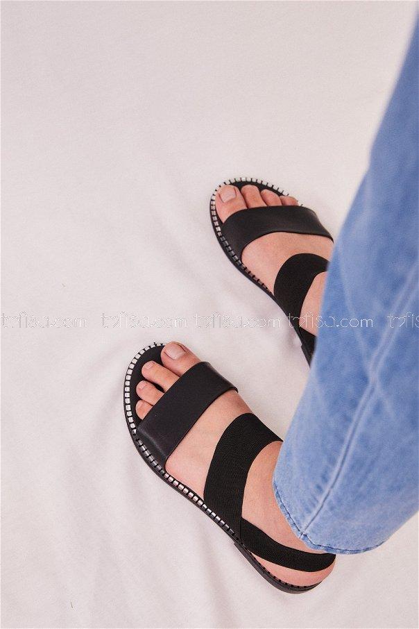 Sandalet SIYAH - 20178