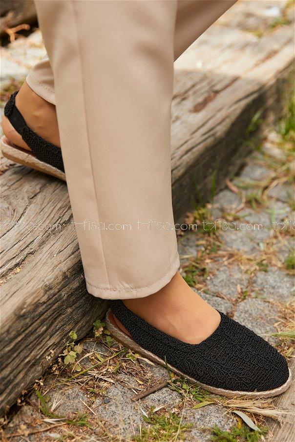 Sandalet SIYAH - 20400