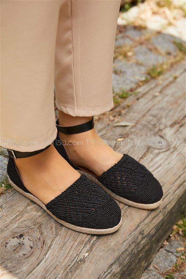 Sandalet SIYAH - 20407