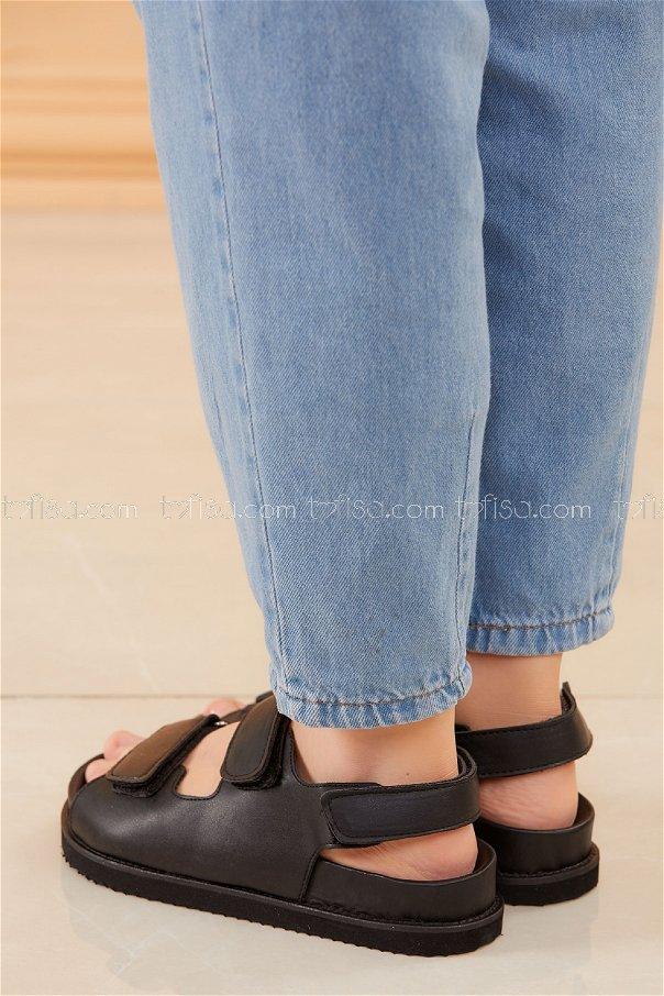 Sandalet SIYAH - 20595