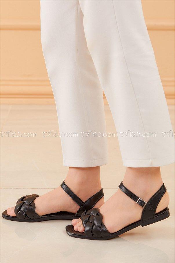 Sandalet SIYAH - 20601