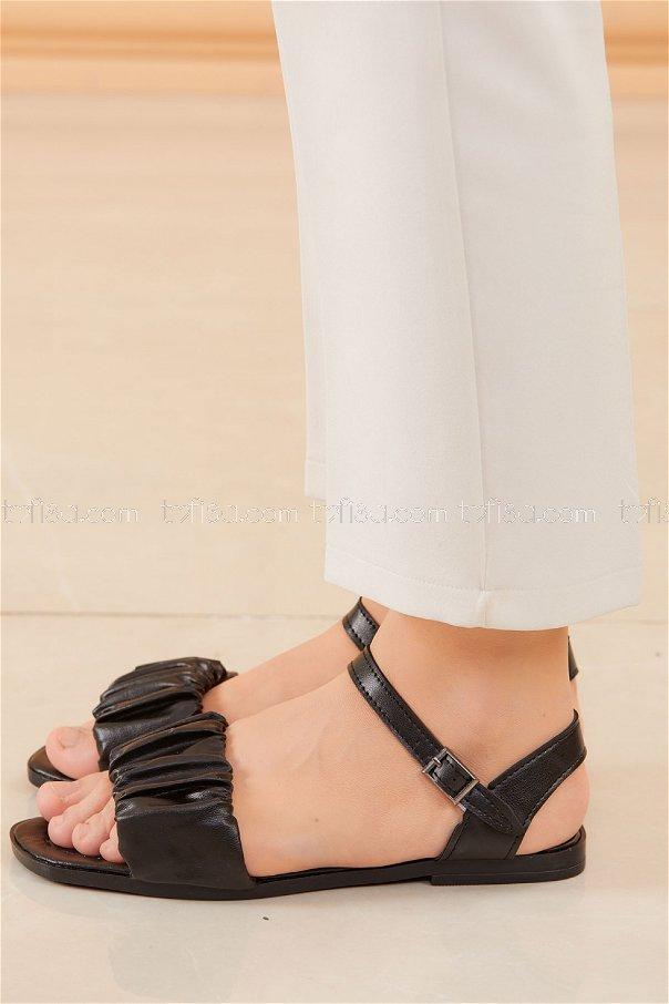 Sandalet SIYAH - 20612