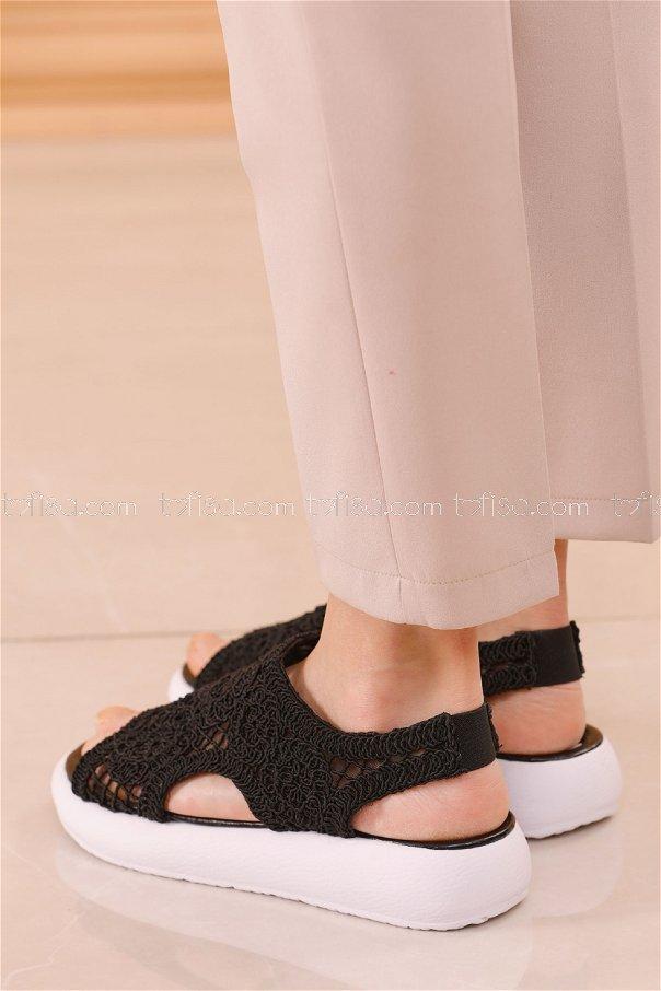 Sandalet SIYAH - 20622