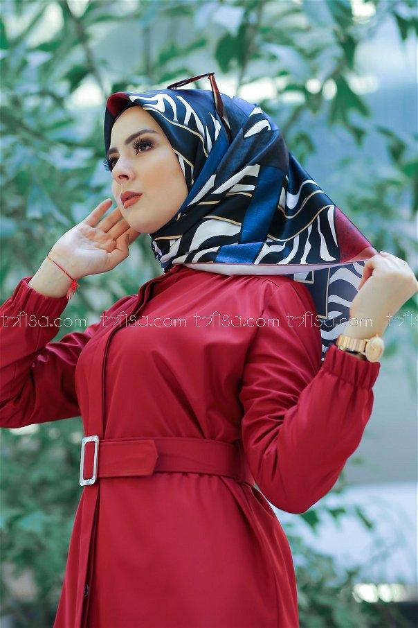 shawl patterned rose - 8276