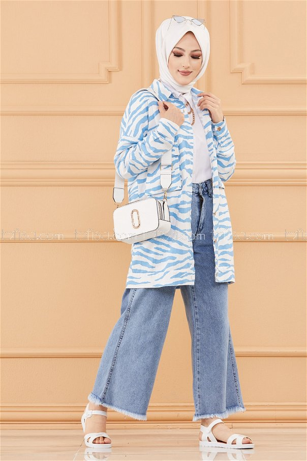 Shirt BABY BLUE - 20646