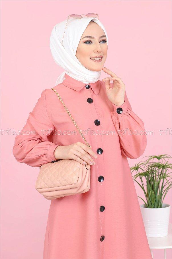 Shirt Light Pink - 3042