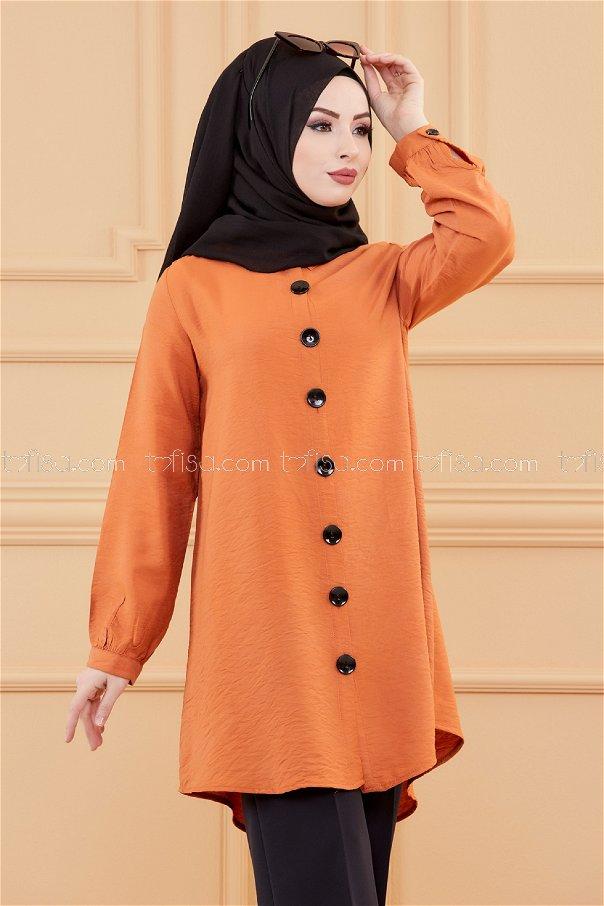 Shirt Tan - 3042