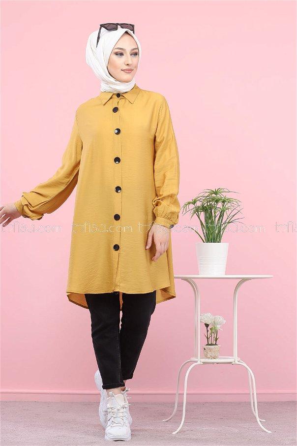 Shirt Yellow - 3042