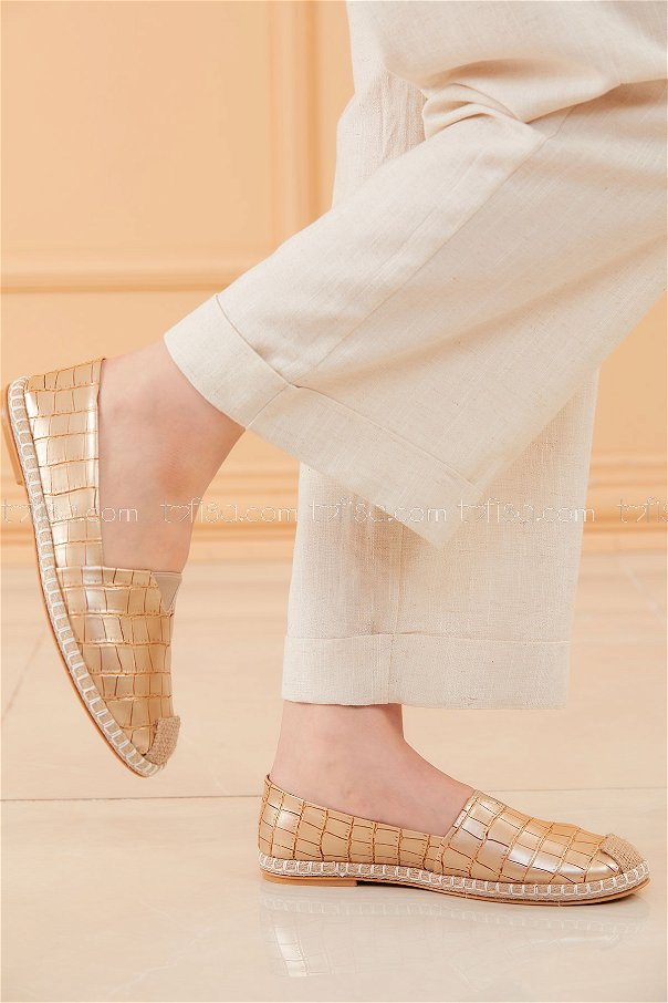 Shoes GOLD - 20571