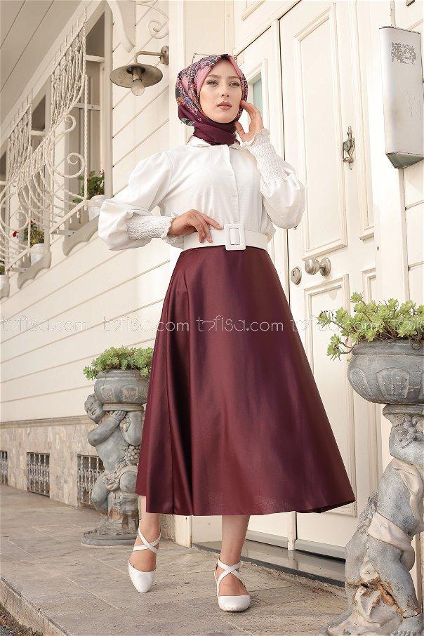 Skirt Damson - 3124