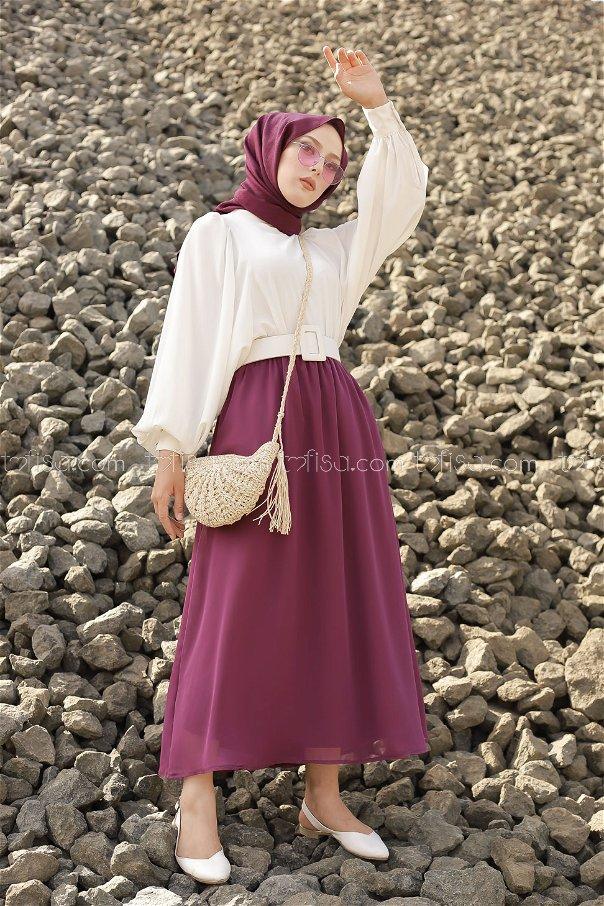 Skirt Damson - 3222