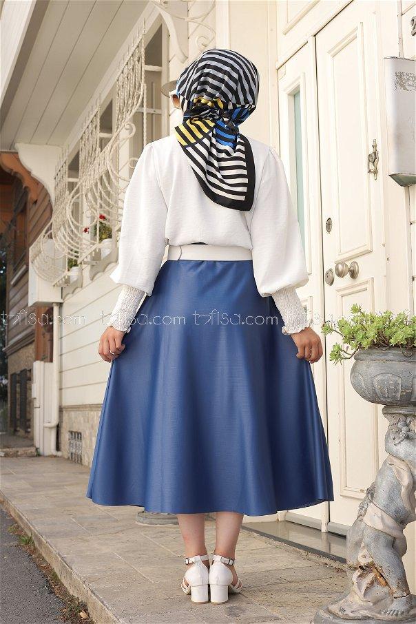 Skirt Indigo - 3124