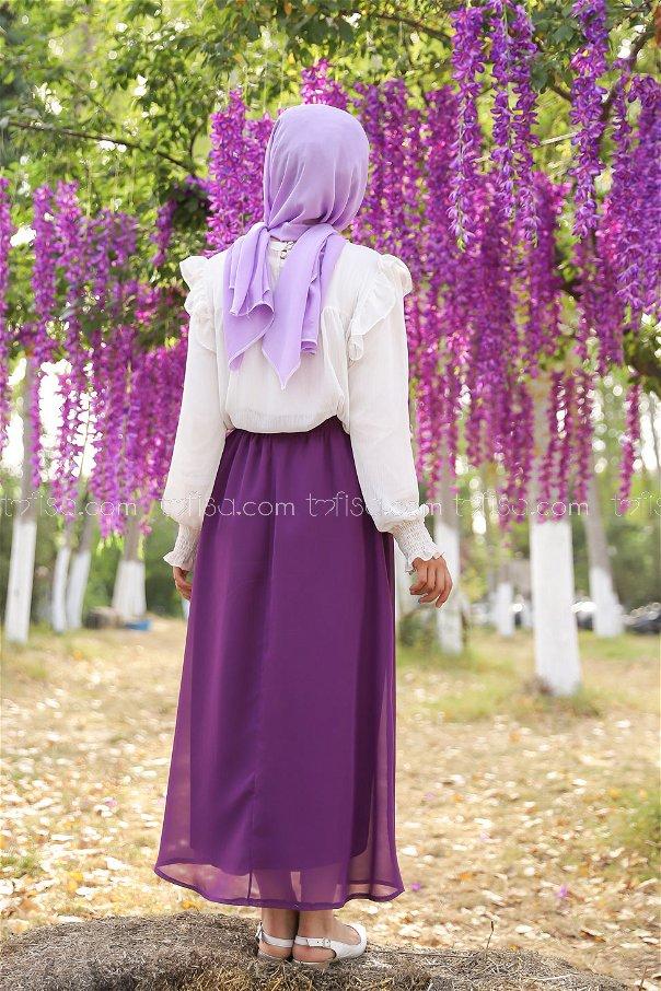 Skirt Light Purple - 3222