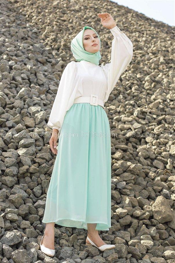 Skirt Mint - 3222