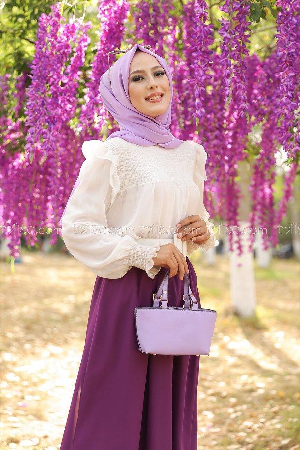 Skirt Purple - 3222