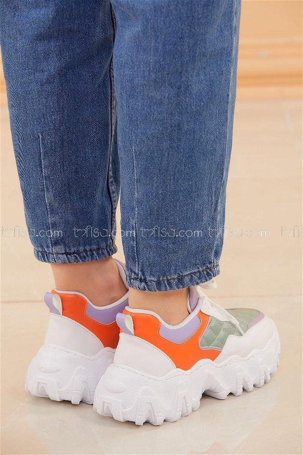 Sneakers MINT - 20574