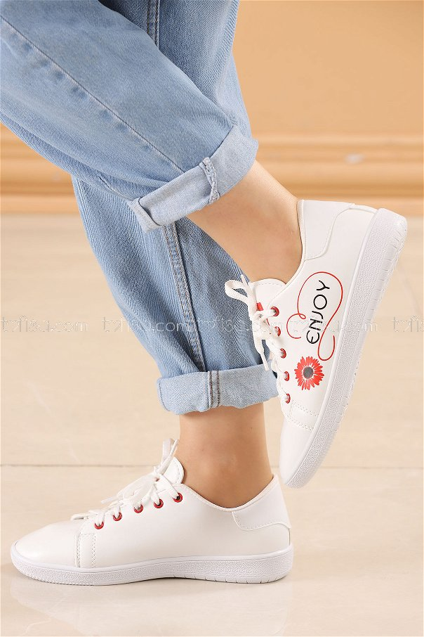 Sneakers RED - 8839