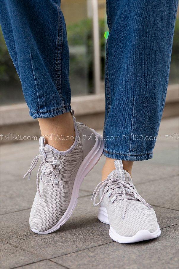 Spor Ayakkabı ACIK GRI - 20150