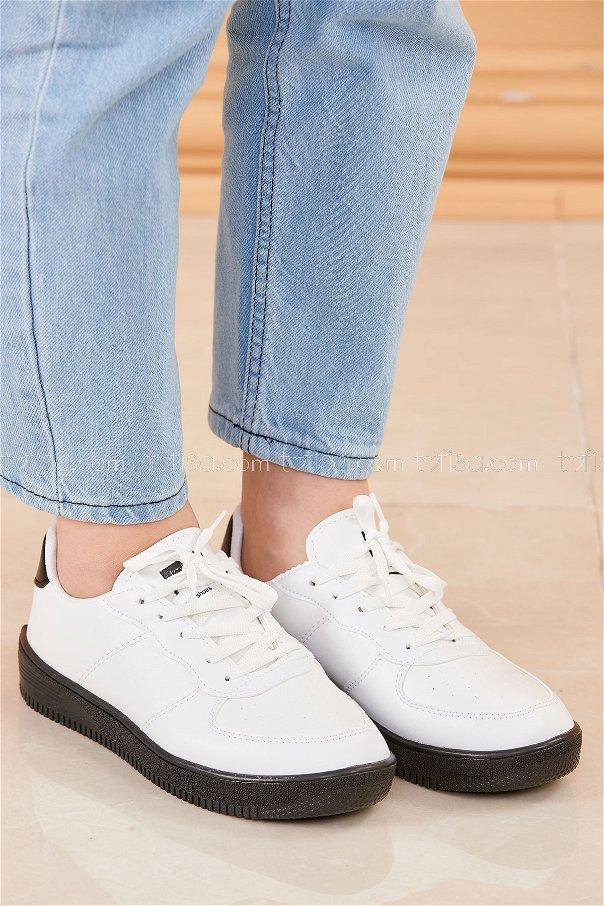 Spor Ayakkabı BYZ SIYAH SIYAH - 8688