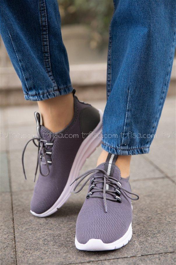 Spor Ayakkabı GRI - 20150