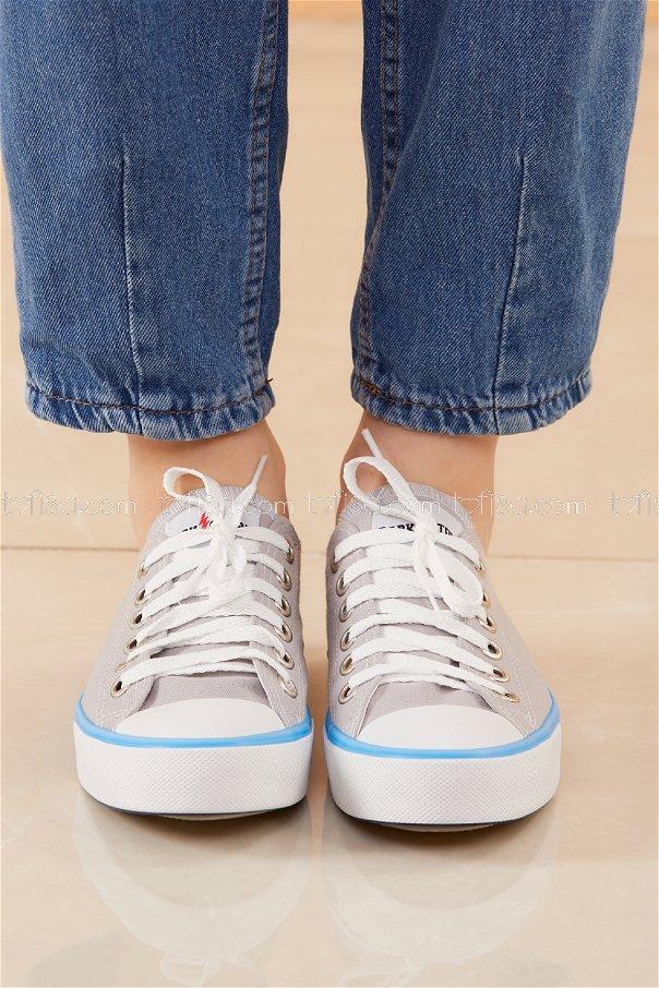 Spor Ayakkabı GRI - 20404
