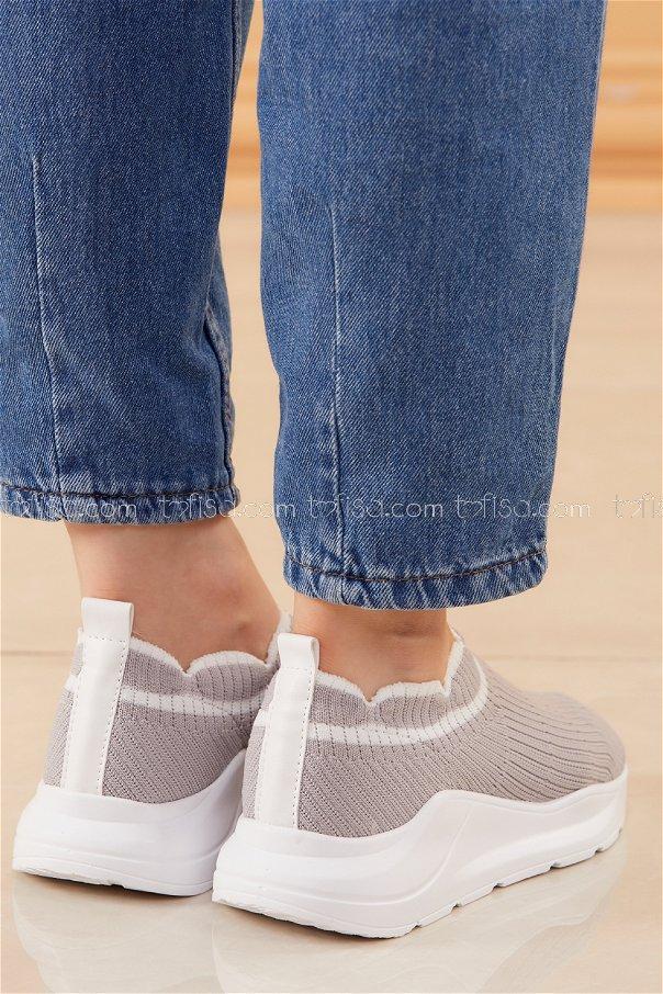Spor Ayakkabı GRI - 20533