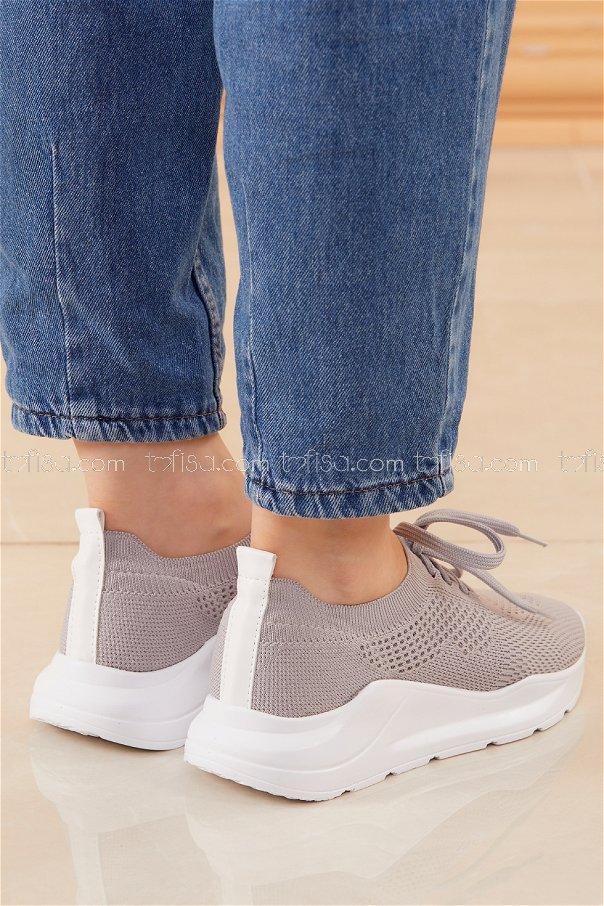 Spor Ayakkabı GRI - 20534