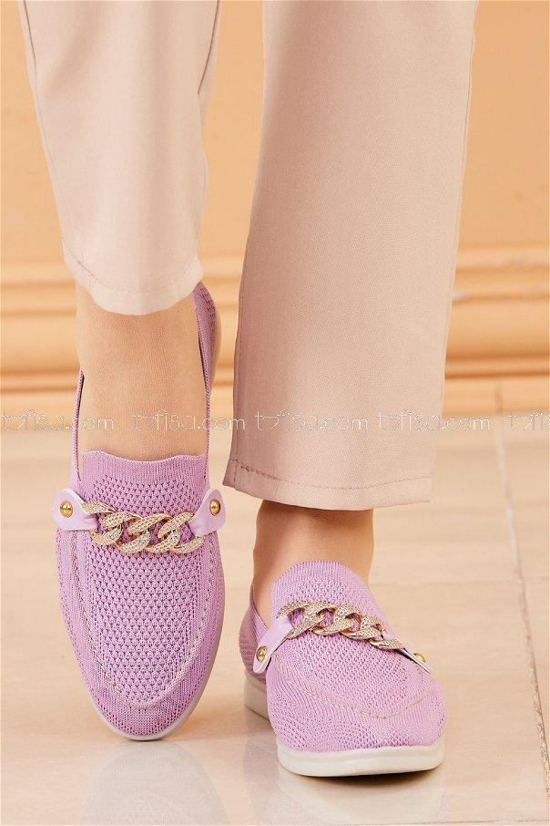 Spor Ayakkabı LILA - 20202