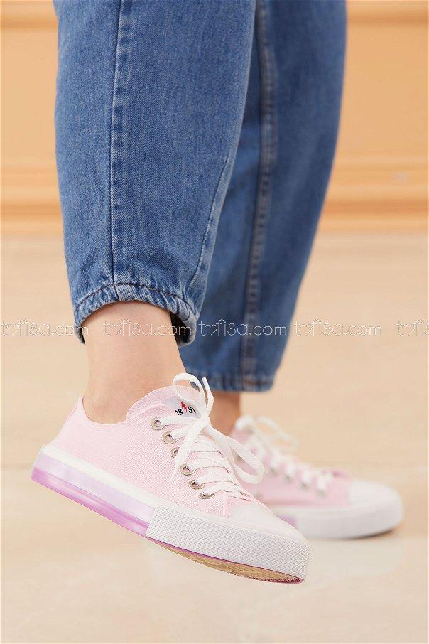 Spor Ayakkabı PEMBE - 20404