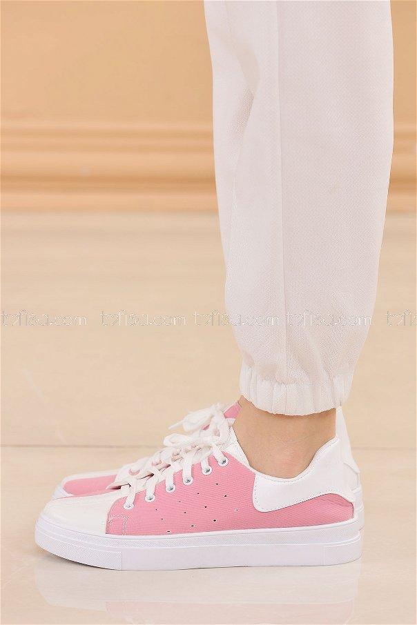 Spor Ayakkabı PEMBE - 8843