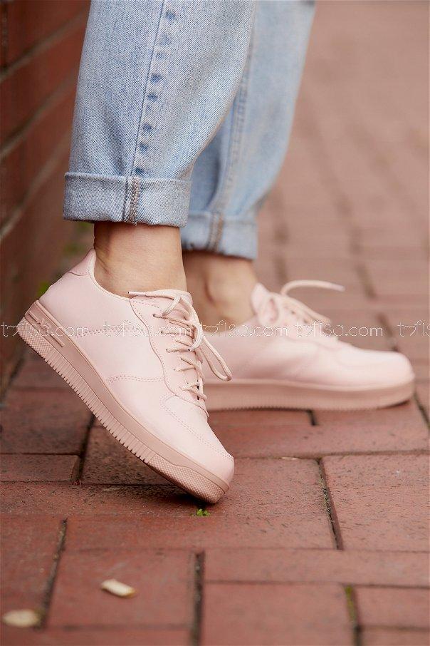 Spor Ayakkabı Pudra - 8688