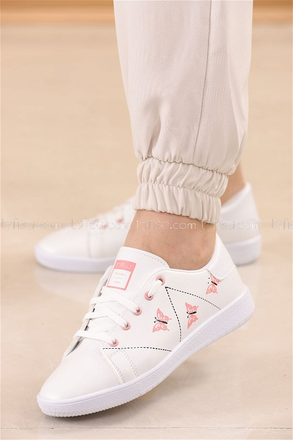 Spor Ayakkabı PUDRA - 8840