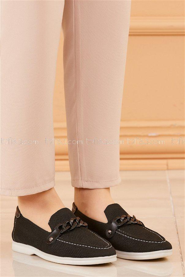 Spor Ayakkabı SIYAH - 20202