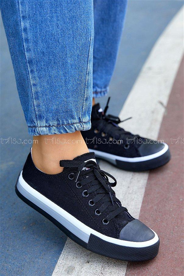 Spor Ayakkabı SIYAH - 20404
