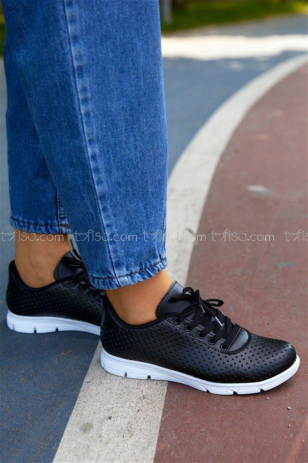 Spor Ayakkabı SIYAH - 20408