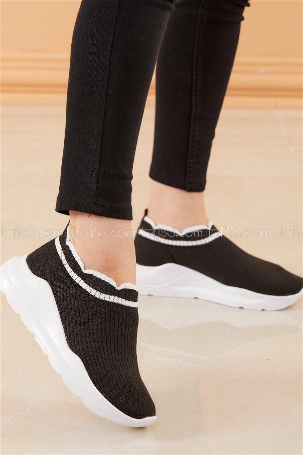 Spor Ayakkabı SIYAH - 20533