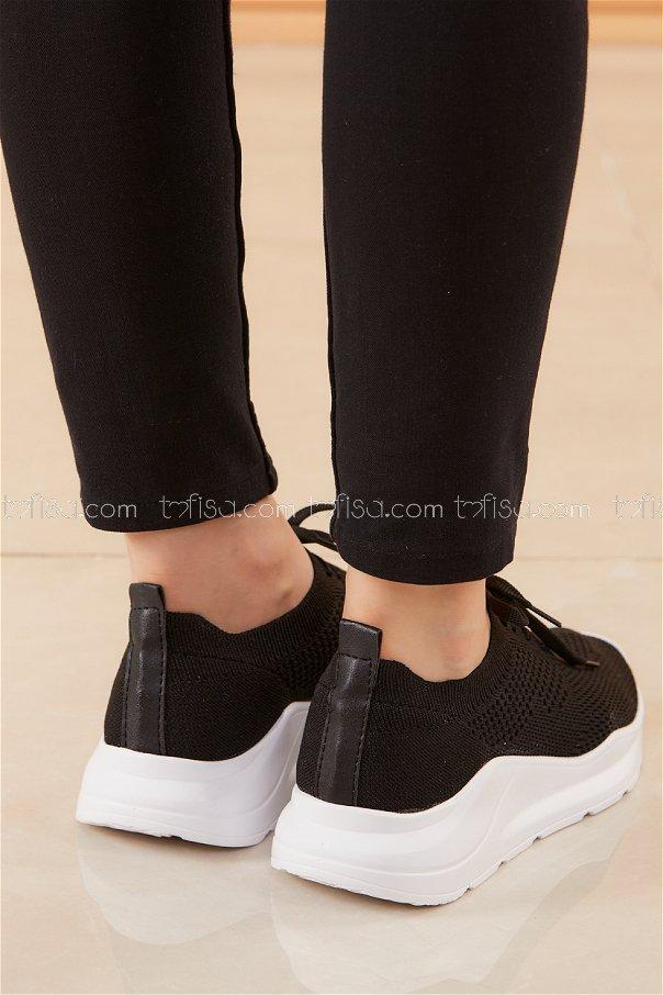 Spor Ayakkabı SIYAH - 20534