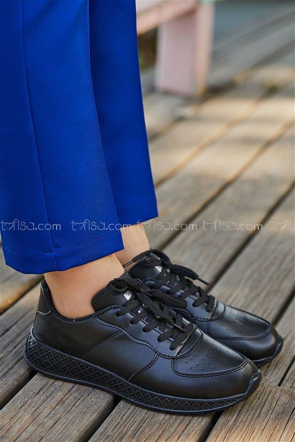 Spor Ayakkabı SIYAH - 8838