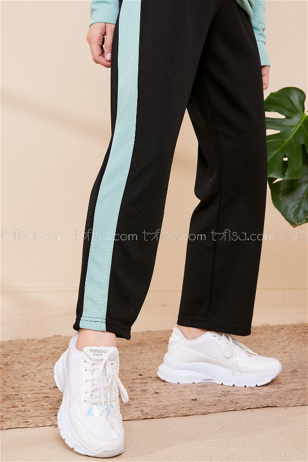 Sport Tunic and Pants Combine Mint - 02 6570