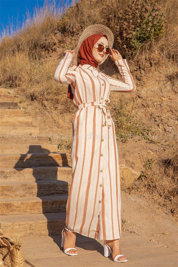 Striped Dress Tile - 3260