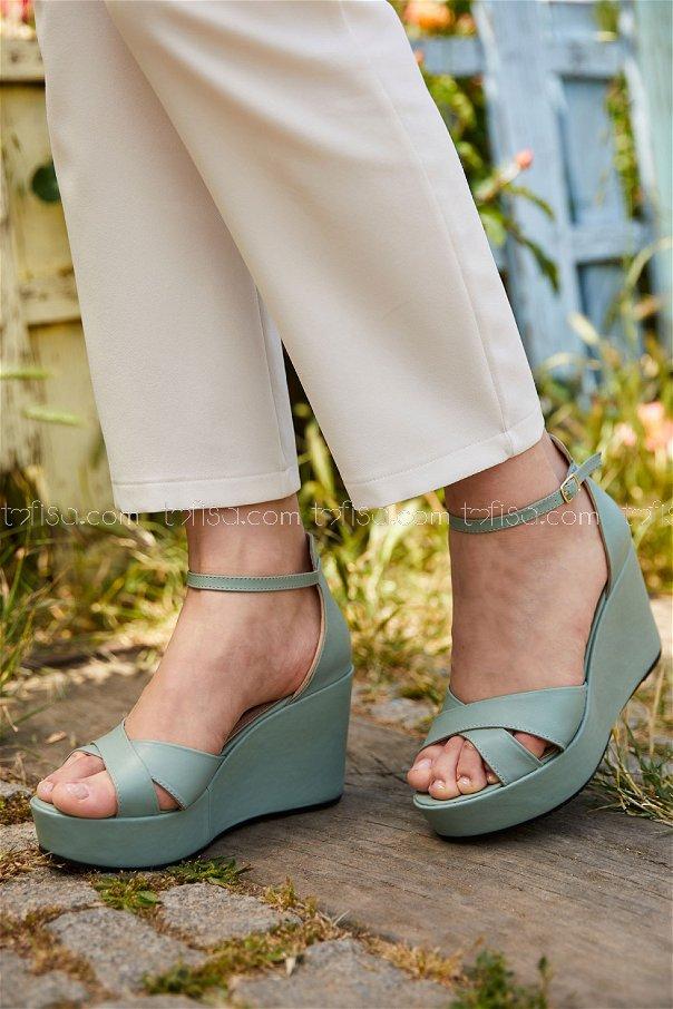 Topuklu Ayakkabı MINT - 20405