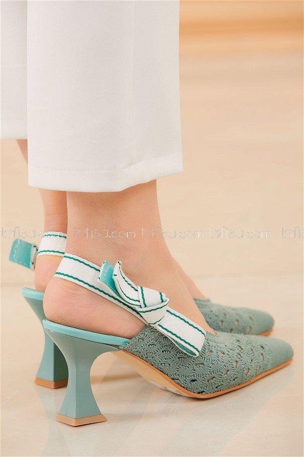 Topuklu Ayakkabı MINT - 20576