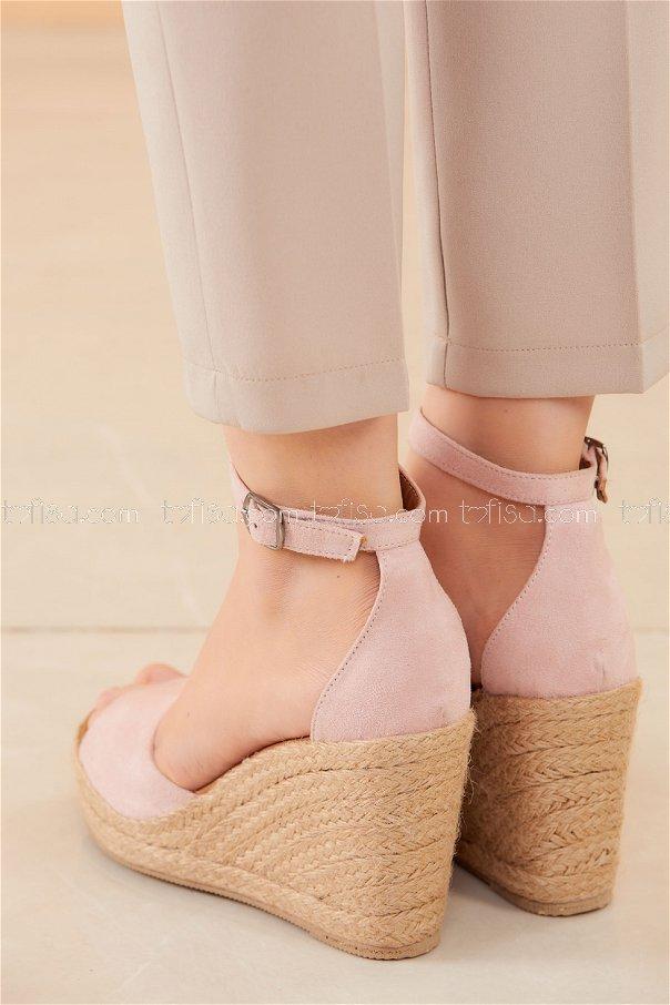 Topuklu Ayakkabı PUDRA - 20593