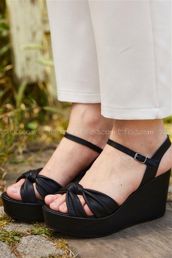 Topuklu Ayakkabı SIYAH - 20406